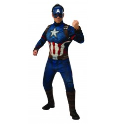 Dlx captain america endgame costume
