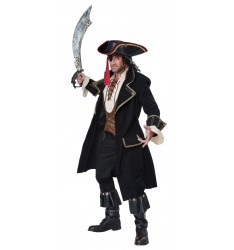 Deluxe pirate captain