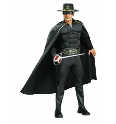 Muscle chest zorro