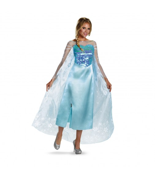 Froz ice princess adult