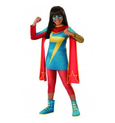 Ms marvel rising warriors economic costume