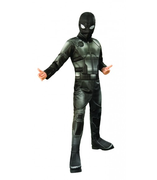 Far from home stealth spiderman costume