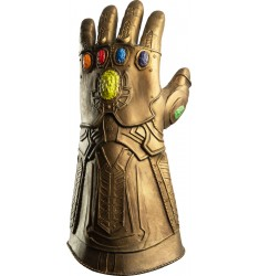 Infinity war child latex infinity gauntlet