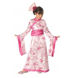 Kids asian princess