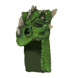 Dragon helmet