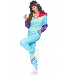 Awesome 80 s track suit