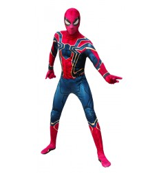 2nd skin iron spider