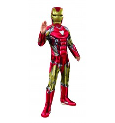 Dlx iron man endgame child costume