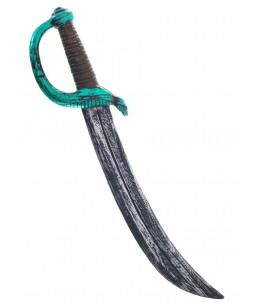 Snake pirate knife