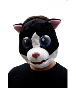 Lil cat moving mask