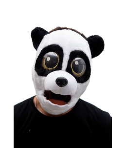 Lil  panda moving mask