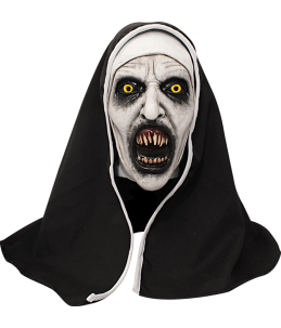 The nun deluxe mask